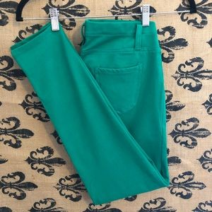 {Faded Glory} Green Jegging Pant
